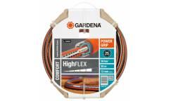 """Шланг Gardena Highflex 10x10 1/2"""" 20м поливочный армированный (18063-20.000.00)"""