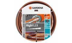 """Шланг Gardena Highflex 3/4"""" 50м поливочный (18085-20.000.00)"""