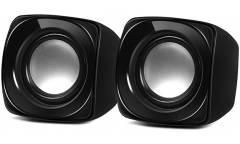Компьютерная акустика Sven 120  2.0 USB черная