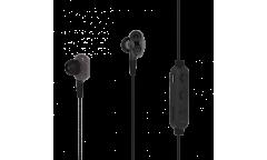 Наушники беспроводные (Bluetooth) Ritmix RH-495BTH накладные c микрофоном черные
