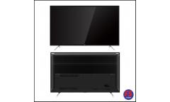 "Телевизор TCL 50"" L50P65US черный"