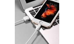 Кабель USB Hoco X1 Rapid charging cable Lightning 3M White