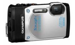 Цифровой фотоаппарат Olympus TG-850 белый