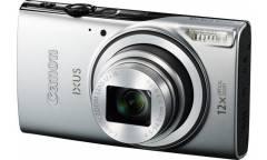 Цифровой фотоаппарат Canon Ixus 275HS серебристый