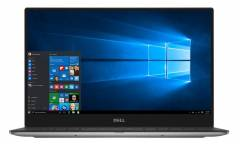 """Ультрабук Dell XPS 13 Core i7 7Y75/16Gb/SSD512Gb/Intel HD Graphics 615/13.3""""/IPS/Touch/QHD (2560x1440)/Windows 10 Home/silver/WiFi/BT/Cam"""