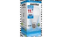 Светодиодная (LED) Лампа Smartbuy-A60-11W/6000/E27