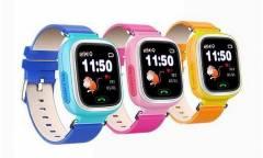 Умные часы Smart Baby Watch Q100 Violet
