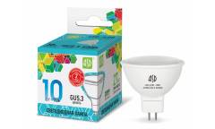 Лампа светодиодная ASD LED-JCDR-standard 10Вт 230В GU5.3 4000К 900Лм