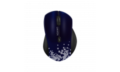 mouse CANYON 2.4GHz wireless Optical  Mouse with 6 buttons, DPI 800/1200/1600,  Blue