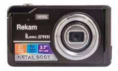 Цифровой фотоаппарат Rekam iLook S955i черный