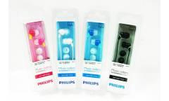 Наушники Philips LITE 3582  внутриканальные Black