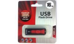 USB флэш-накопитель 16Gb Prima PD-09 черный USB2.0