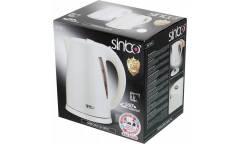 Чайник электрический Sinbo SK 7314 1.7л. 2000Вт слоновая кость (корпус: пластик)