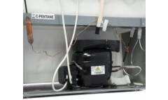Морозильная камера Indesit SFR 167 NF C S серебристый