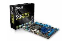 Материнская плата Asus M5A78L-M LX3 Soc-AM3+ AMD 760G 2xDDR3 mATX AC`97 8ch(7.1) GbLAN RAID+VGA