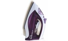 Утюг Элис ЭЛ-8826 бело-фиолетовый 2200вт керамика
