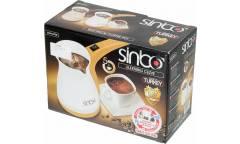 Кофеварка Электрическая турка Sinbo SCM 2928 1000Вт коричневый