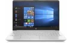 "Ноутбук HP 15-dw0001ur Core i3 7020U/4Gb/1Tb/iOpt16Gb/nVidia GeForce Mx110 2Gb/15.6""/FHD (1920x1080)/Windows 10/silver/WiFi/BT/Cam"