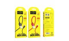 Кабель USB Hoco U55 Outstanding charging for Micro Red