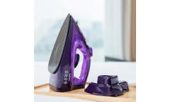 Утюг беспроводной Xiaomi Lofans Steam Iron Spray YD-012V (фиолетовый)