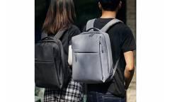 Рюкзак Xiaomi Mi Minimalist Urban, тёмно-серый