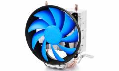 Устройство охлаждения(кулер) Deepcool GAMMAXX 200 T Soc-FM2+/AM3+/775/1150/1151/1155/ 4-pin 17.8-26.1dB Al 361gr Ret