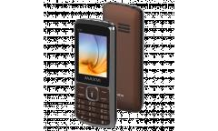 Мобильный телефон Maxvi K11 brown