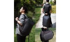 Рюкзак Xiaomi JIKE Водонепроницаемый Чёрный