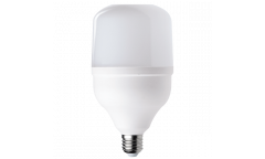 Лампа светодиодная FOTON_T160_70W/6400K_E27 _с переходником Е40