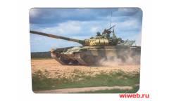 """Коврик для компьютерной мыши """"Tanks"""", Рис.5 (194*233*3 мм), полипропилен+вспененный пла"""