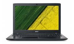 "Ноутбук Acer Aspire E15 E5-576G-35Z3 Core i3 7020U/8Gb/1Tb/SSD128Gb/nVidia GeForce Mx130 2Gb/15.6""/FHD (1920x1080)/Linpus/black/WiFi/BT/Cam"