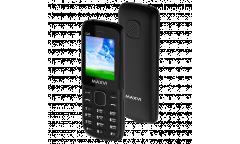 Мобильный телефон Maxvi C22 black