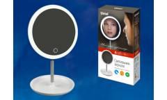 Светильник настольный зеркало Uniel LED TLD-590 White/LED/80Lm/6000K/Dimmer