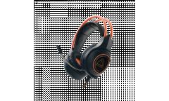 Гарнитура Canyon Nightfall Gaming headset with 7.1 USB connector, adjustable volume control, orange