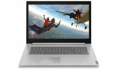 """Ноутбук Lenovo IdeaPad L340-17API Ryzen 7 3700U/4Gb/1Tb/SSD128Gb/AMD Radeon Rx Vega 10/17.3""""/TN/HD+ (1600x900)/noOS/grey/WiFi/BT/Cam"""