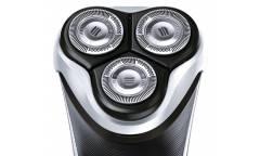 Бритва роторная Philips PT860 черный/серебристый 3головки сеть/аккум.