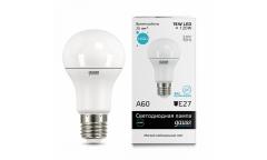 Лампа светодиодная GAUSS _A60_15W/4100K_E27 _Стандарт
