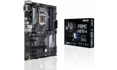 Материнская плата Asus PRIME H370-A Soc-1151v2 Intel H370 4xDDR4 ATX AC`97 8ch(7.1) GbLAN RAID+VGA+DVI+HDMI