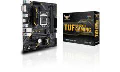 Материнская плата Asus TUF B360M-E GAMING Soc-1151v2 Intel B360 2xDDR4 mATX AC`97 8ch(7.1) GbLAN+DVI+HDMI