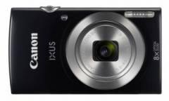 Цифровой фотоаппарат Canon Ixus 177 черный