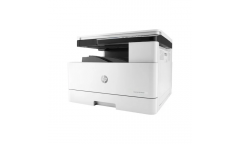 МФУ лазерный HP LaserJet Pro M436n (W7U01A) A3 Net черный