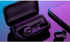 Наушники беспроводные (Bluetooth) Xiaomi Haylou T15 (черный)