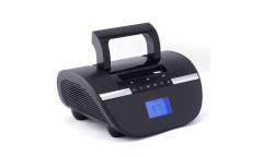 Беспроводная (bluetooth) акустика Perfeo Stilius черная/фиолетовая