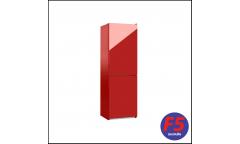 Холодильник Nord NRB 119 842 красное стекло (двухкамерный)