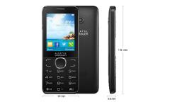 Мобильный телефон Alcatel OT2007D 2Sim Dark Grey
