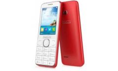 Мобильный телефон Alcatel OT2007D 2Sim White/Red