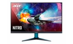 "Монитор Acer 27"" Nitro VG271USbmiipx черный IPS LED 1ms 16:9 HDMI M/M матовая 1000:1 350cd 178гр/178гр 2560x1440 DisplayPort FHD"