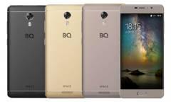 Смартфон BQ-5202 Space Lite Черный