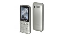 Мобильный телефон Maxvi P16 silver