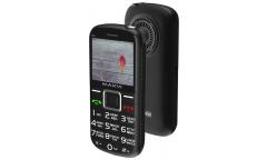Сотовый телефон Maxvi B5 black